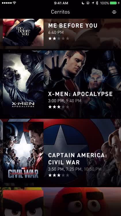 Plan your movie night