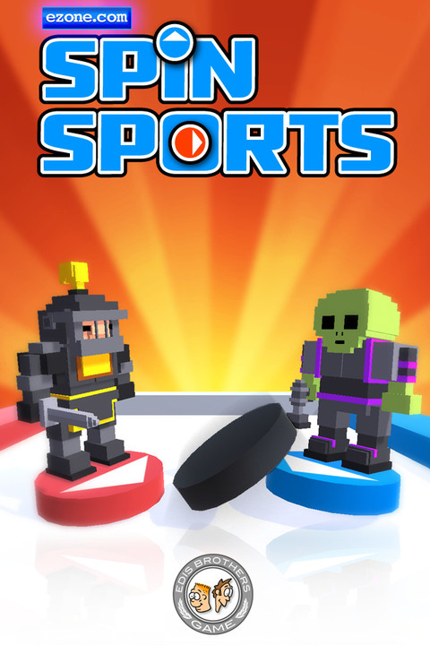 Spin Sports - One Touch Multiplayer Party Game