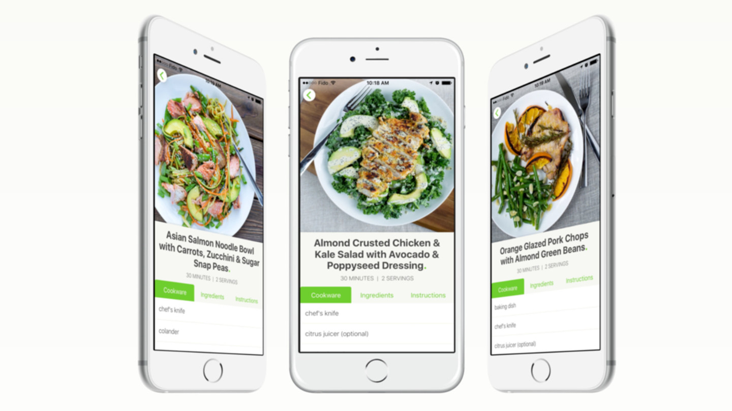 Mealime - Meal Plans & Recipes