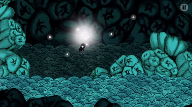 Collect the fireflies in the islands