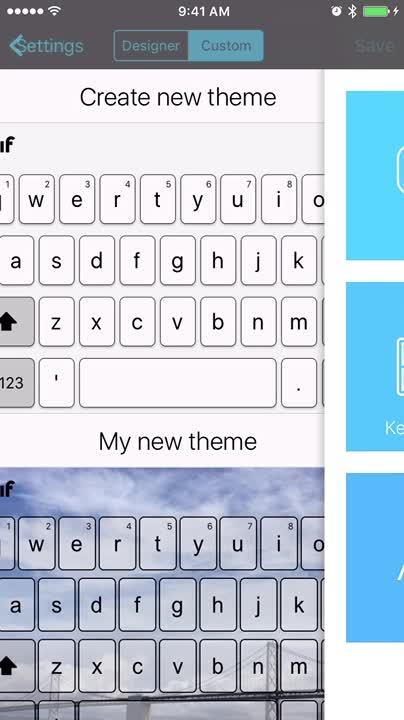Create a new theme_backgound