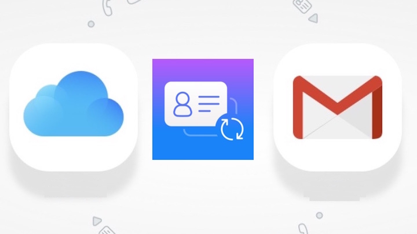 1Sync: contacts sync for Gmail, iCloud, Outlook