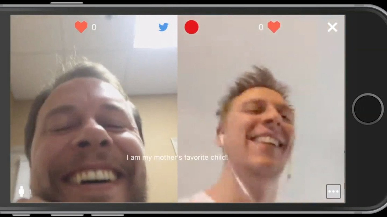 2UP Live Video Debate