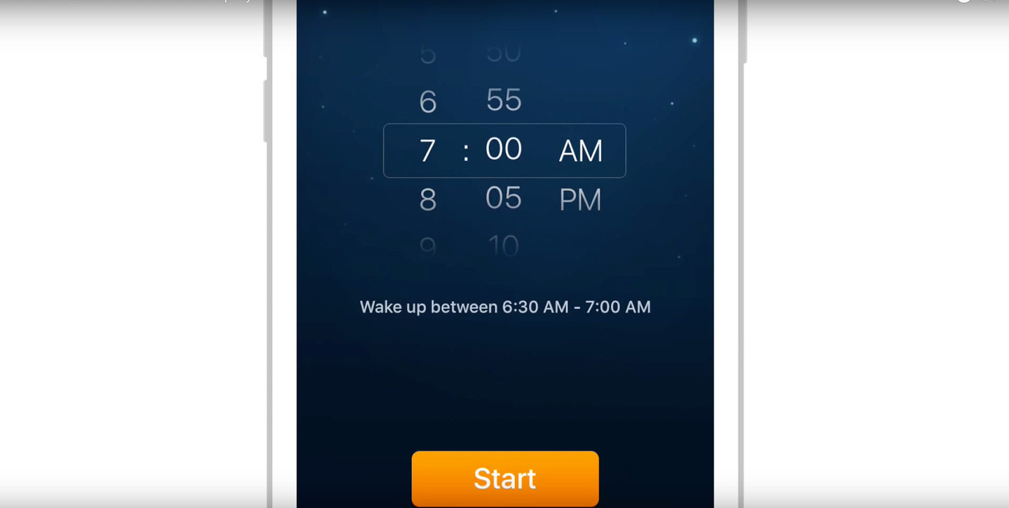 Sleep Cycle: smart alarm clock