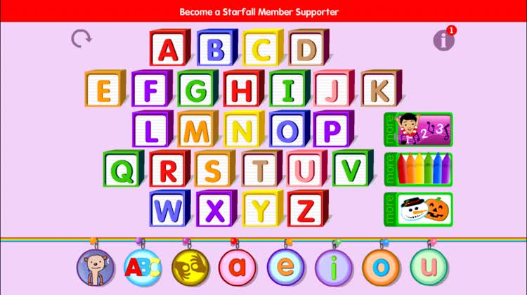 ABC Games that Make Learning the Alphabet Fun