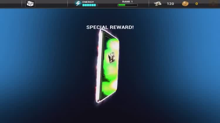 Win rewards
