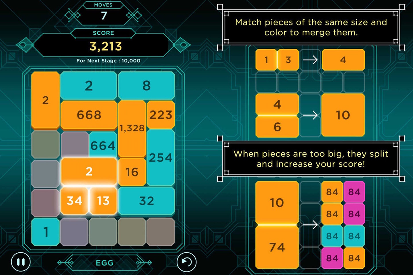 Imago - Transformative Puzzle Game
