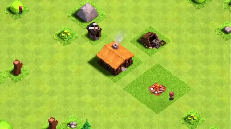 Build your village into an unbeatable fortress