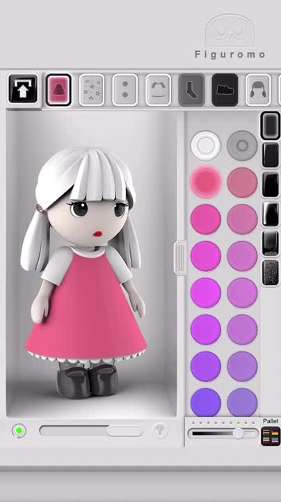 Create your own doll