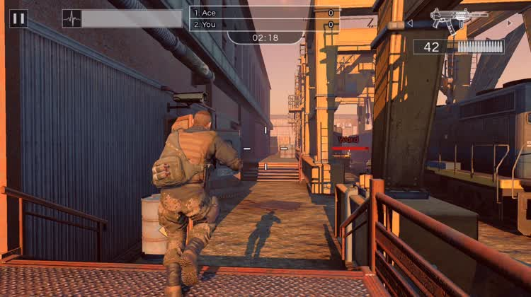 Real Time Online Multiplayer