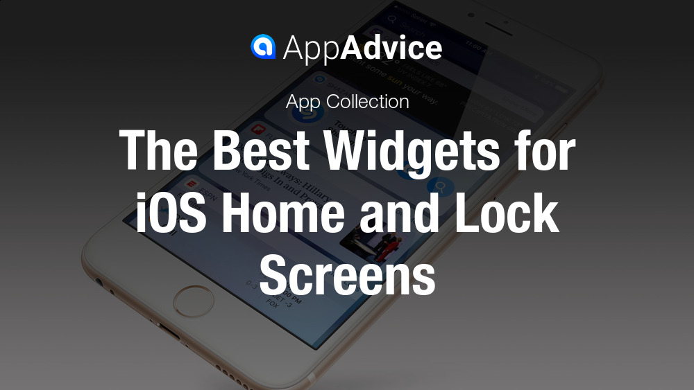 The Best Widgets for iOS Home and Lock Screens – TechRistic com