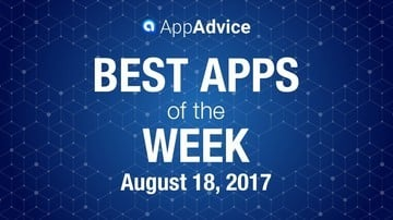 Best Apps of the Week for August 18