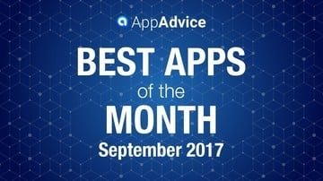 Best Apps of the Month for September