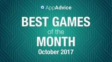 The Best Games Of October 2017