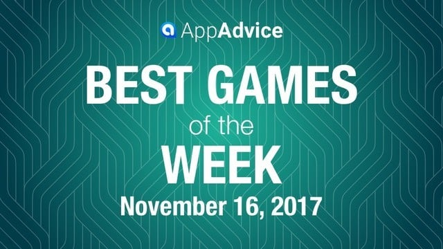 Best New Games For The Week Of November 16th, 2017