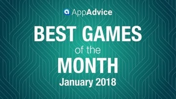 Best Games For January 2018