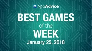 Best Games For The Week Of January 25th, 2017