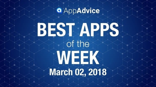 Best New Apps for the Week of March 2, 2018