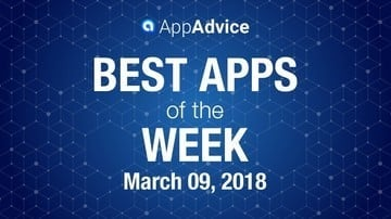 Best New Apps for the Week of March 9, 2018