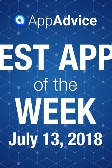 Best Apps of the Week July 13, 2018