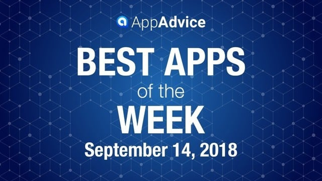 Best Apps of the Week Sept. 14, 2018