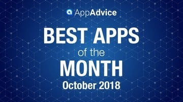 Best Apps the Month October 2018