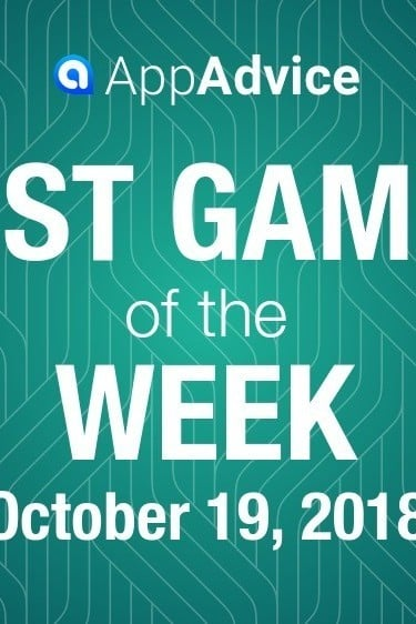 Best Games of the Week Oct. 19, 2018