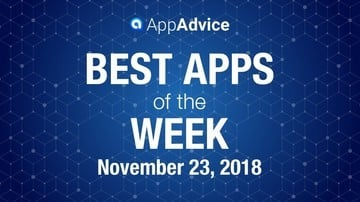 Best Apps of the Week Nov. 23, 2018