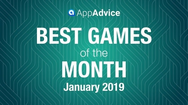 Best Games of the Month January 2019
