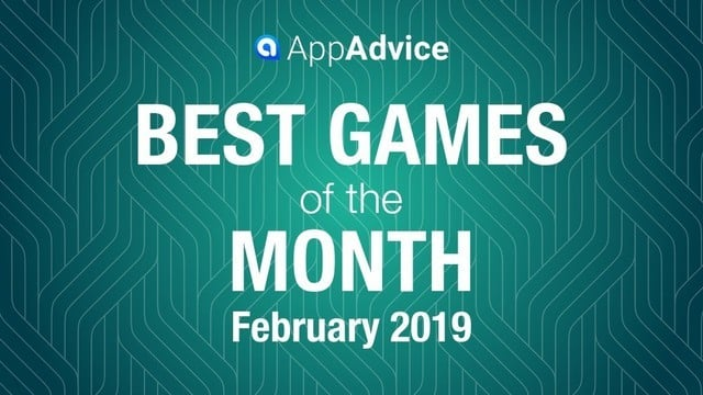 Best Games of the Month February 2019
