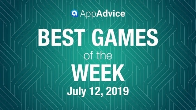 Best Games of the Week July 12
