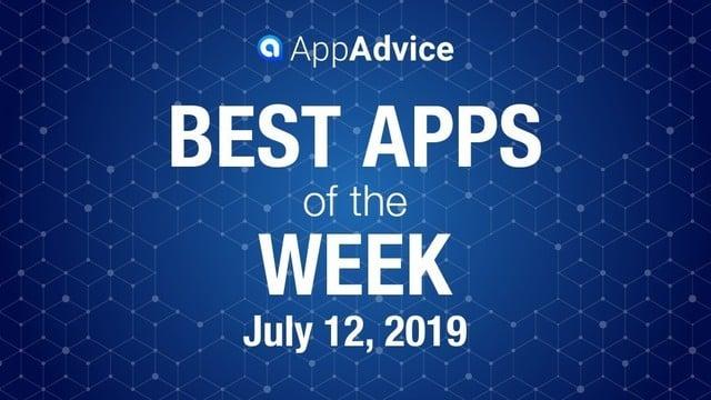 Best Apps of the Week July 12