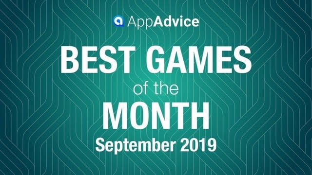 Best Games of the Month September 2019