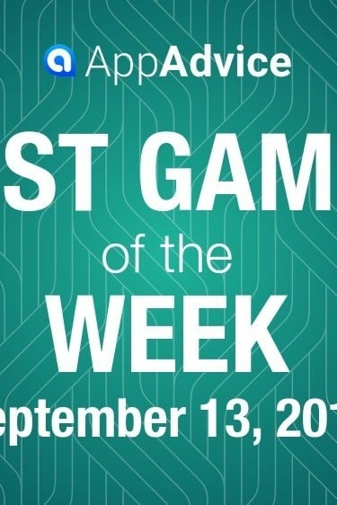 Best Games of the Week September 13