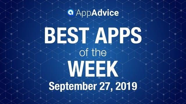 Best Apps of the Week September 27