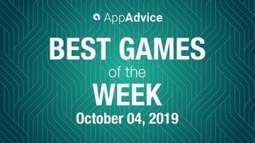 Best Games of the Week October 4