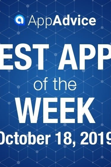 Best Apps of the Week October 18