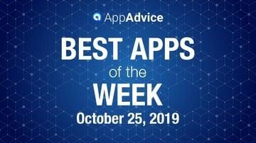 Best Apps of the Week October 25
