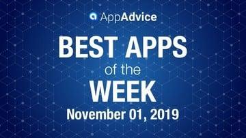 Best Apps of the Week November 1