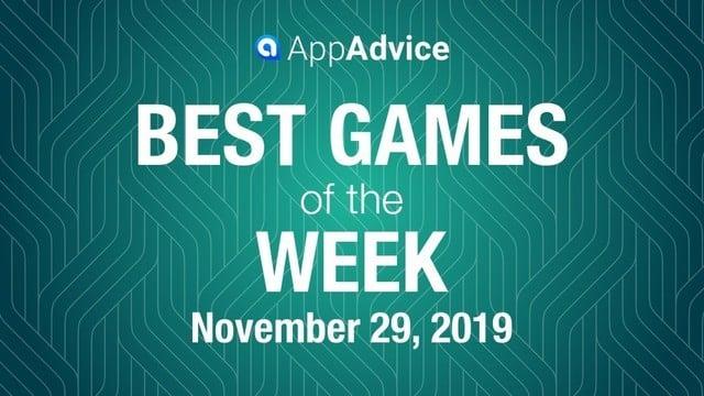 Best Games of the Week November 29