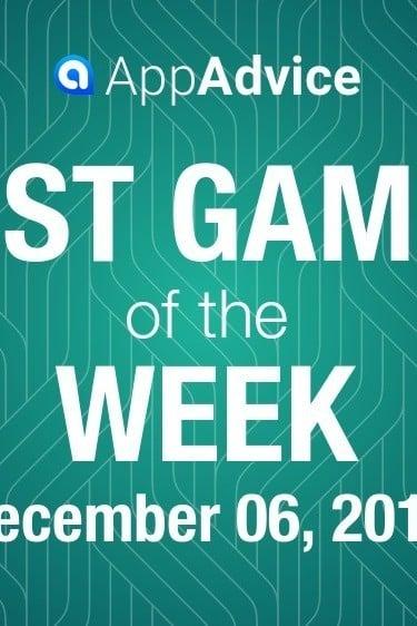 Best Games of the Week December 6