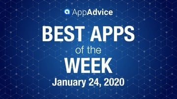Best Apps of the Week January 24