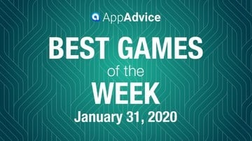 Best Games of the Week January 31