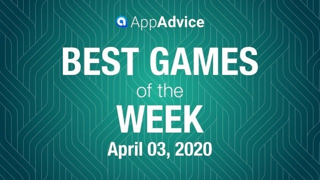 Best Games of the Week April 3