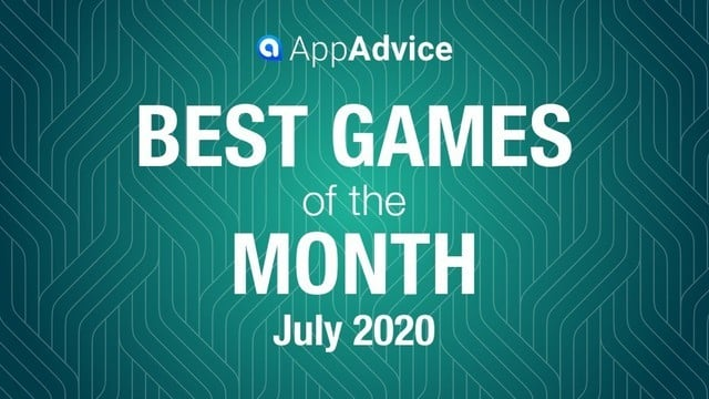 Best Games of July 2020