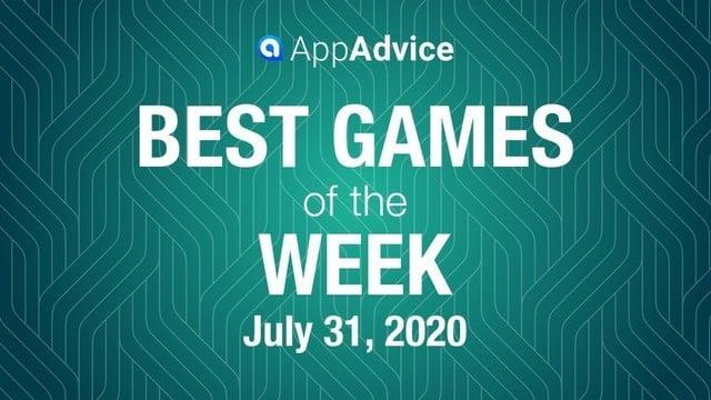 Best Games of the Week July 31