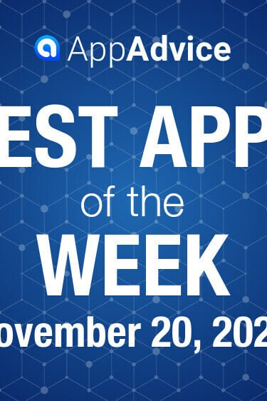 Best Apps of the Week November 20