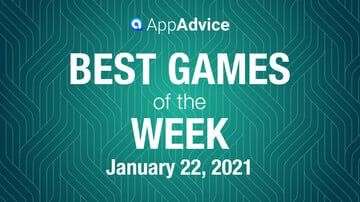 Best Games of the Week January 22