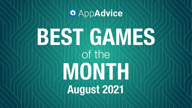 The Best New Games of August 2021