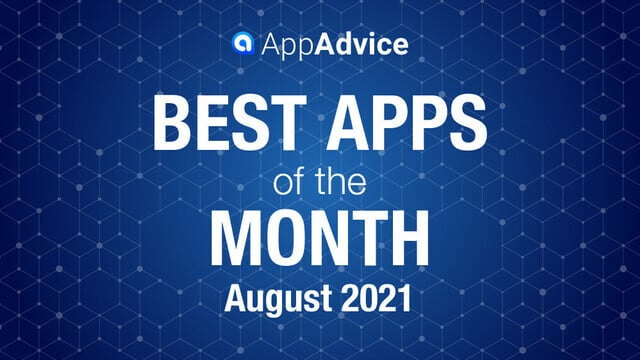 Best New Apps of August 2021